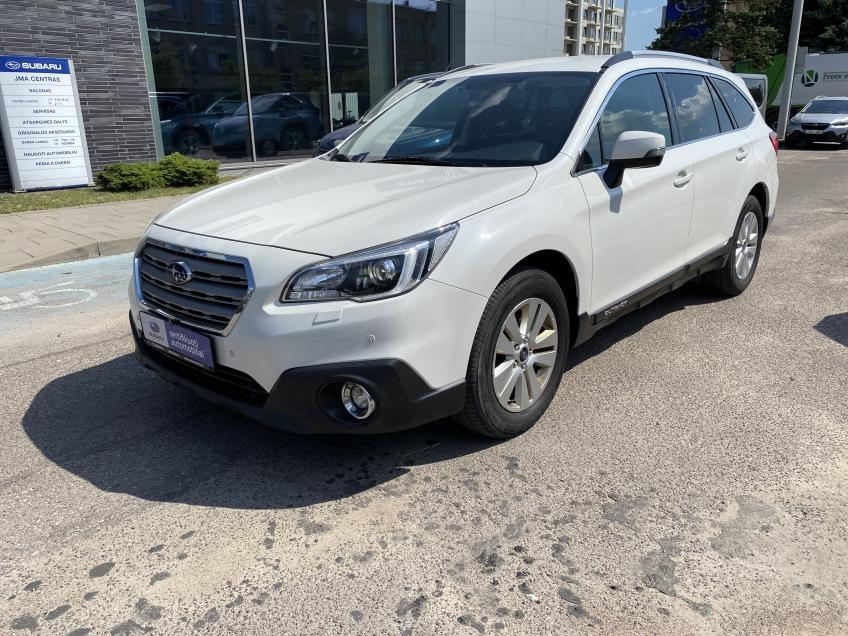 Subaru Outback REZERVUOTA